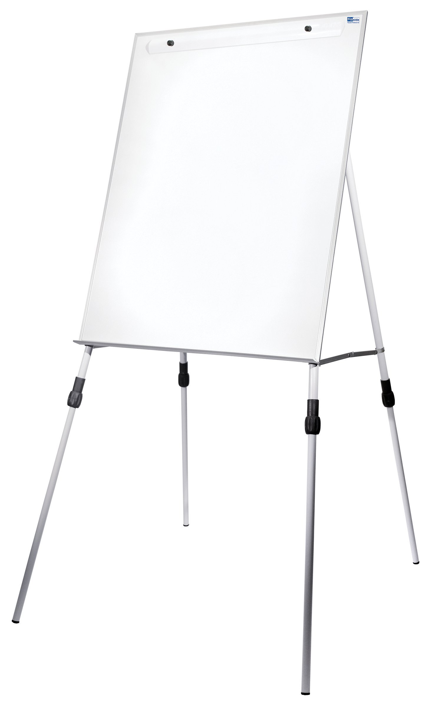 Flipside Products Adjustable Dry Erase Easel Style Dry Erase Board (18253)