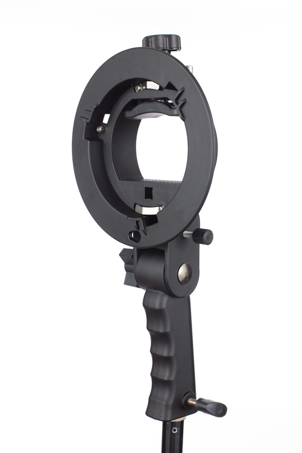 Fovitec [StudioPRO] - [S-Type] Bracket Bowens S Mount for Speedlight Modifer