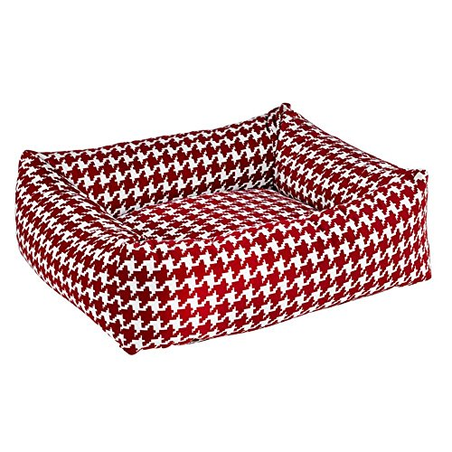 Dutchie Diamond Micro-Velvet Dog Bed (Bed Dog Dutchie Diamond)