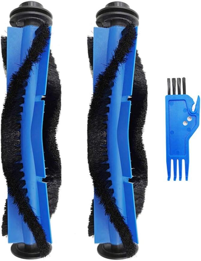 Rolling Brush for Eufy RoboVac - RoboVac 11S, RoboVac 11S MAX, RoboVac 15T, RoboVac 30, RoboVac 30C, RoboVac 30C MAX, RoboVac 15C, RoboVac 35C Robotic Vacuum Cleaner - 2 Pack