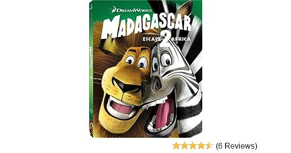 Amazon com: Madagascar: Escape 2 Africa [Blu-ray]: Chris Rock, Ben