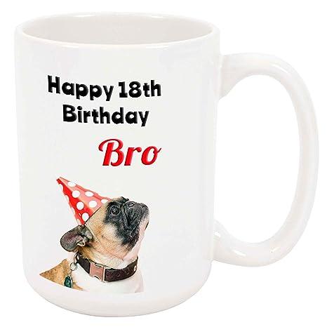 Amazon Happy 18th Birthday Bro