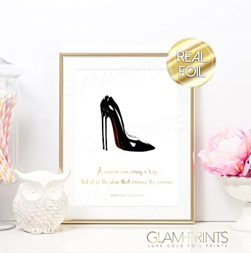 40c9ba0dadb Christian Louboutin So Kate Heels Pumps Quote Red Bottoms Purse Stilettos  Room Budoir Luxury Designer Office Girl Boss Paris France Parisian Designer  Gold ...