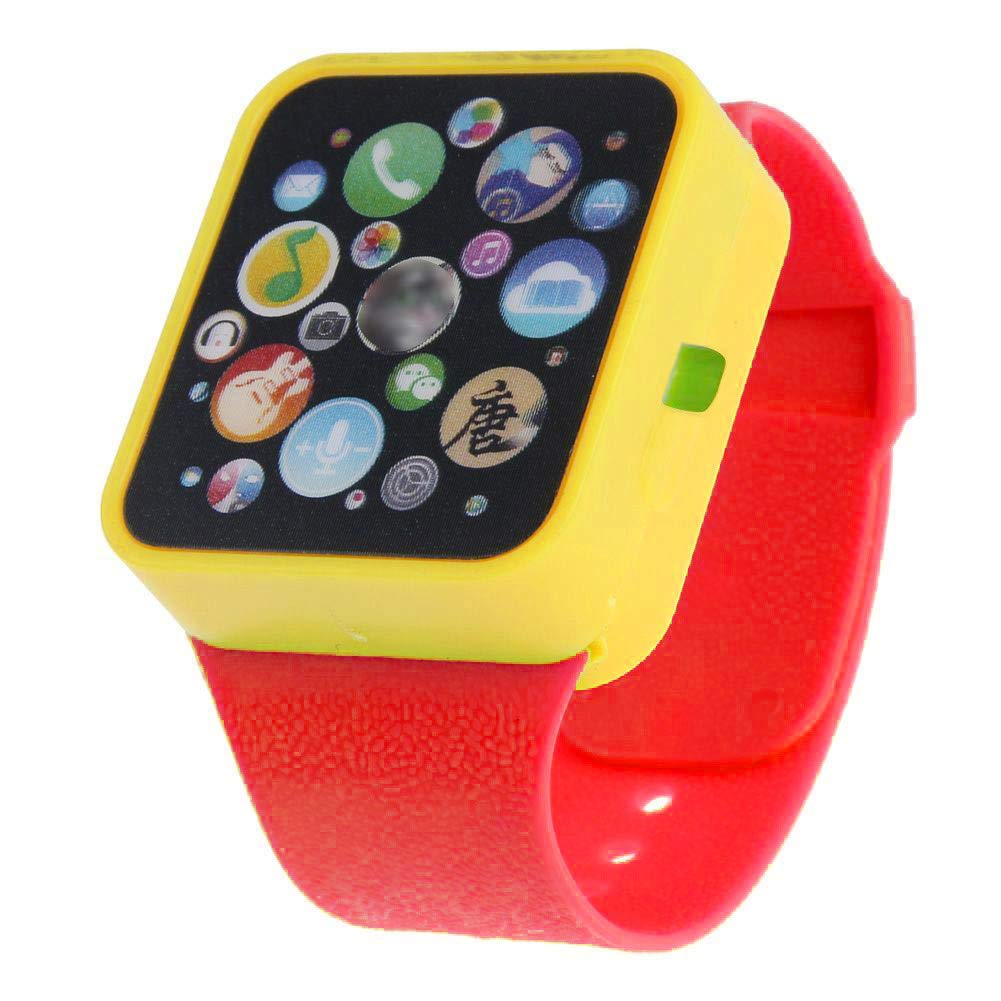 Amazon.com: ERLOU - Reloj de pulsera educativo inteligente ...