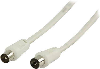 Valueline Vlsp40000w250 Koaxial Antennenkabel Stecker Elektronik