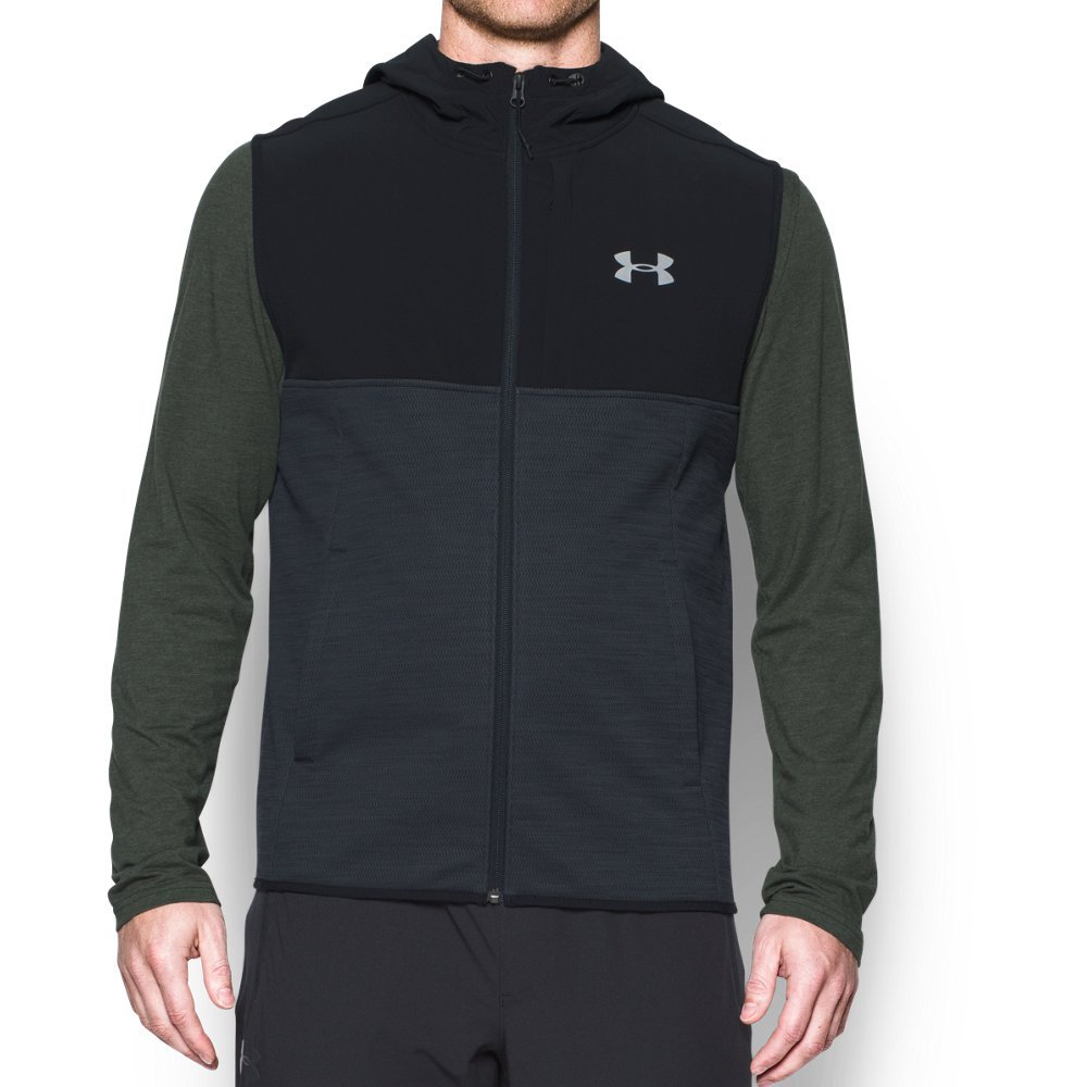 Under Armour UA Swacket Vest 4XLT Black