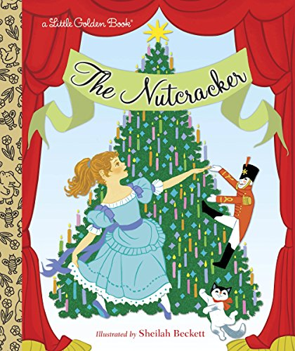The Nutcracker (Little Golden Book)
