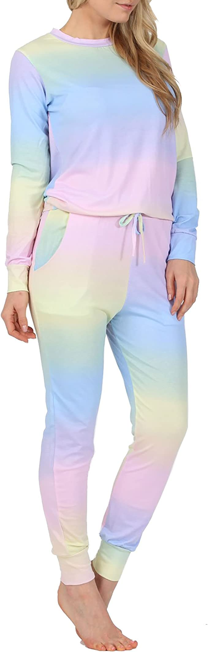 Street Chic Outlet - Chándal - para mujer multicolor Arco Iris 44 ...