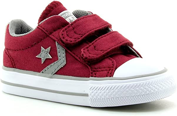 Baskets Enfant STAR PLAYER 4 ROUGE Converse Rouge Achat