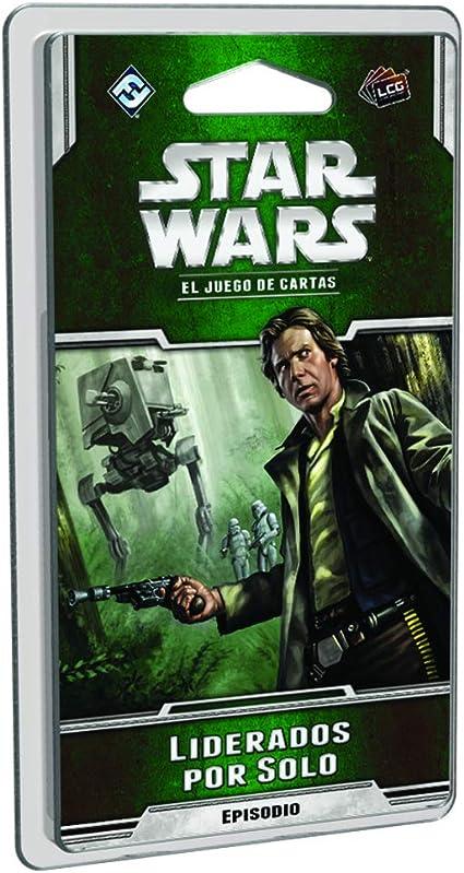 Fantasy Flight Games Star Wars - Liderados por Solo, Juego de ...