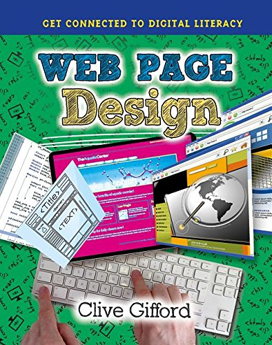 Web Page Design (Get Connected to Digital Literacy)