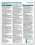 Microsoft Outlook 2013 Introduction Quick Reference Training Guide (Cheat Sheet of Instructions, Tips & Shortcuts - Laminated Card) by TeachUcomp Inc. (2015-05-23)