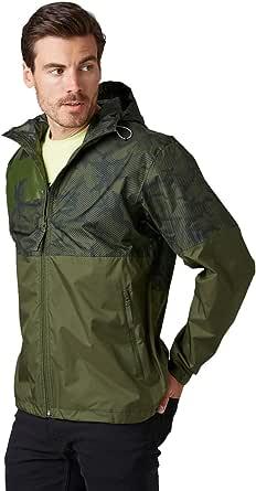 Helly Hansen Moss Lightweight Fully Waterproof Windproof Rain Pants