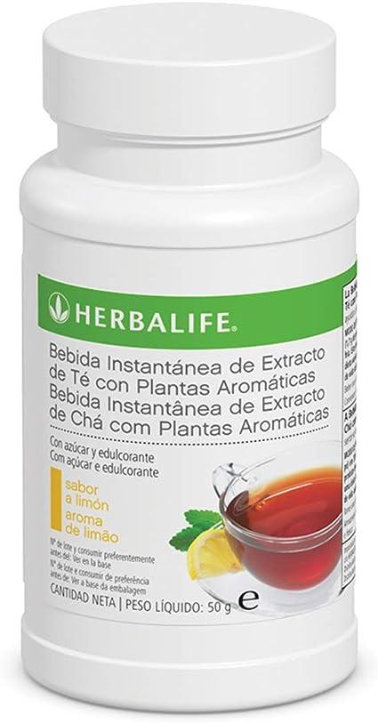 Bebida Instantánea de Hierbas 50g - (Limón) | Herbalife: Amazon.es ...