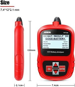 ANCEL BST200 Car Battery Tester