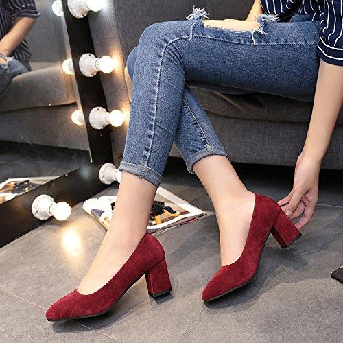con calzature donna retr Bold moda e YSqnB8