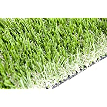 NYOG 77 - Synthetic Lawn Turf Grass for Indoor/Outdoor Landscapes - 3' x 8'