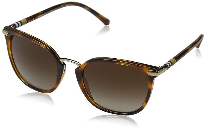 Burberry Mujer 0Be4262 331613 53 Gafas de sol, Marrón ...
