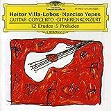 Guitar Concertos, 12 Etudes