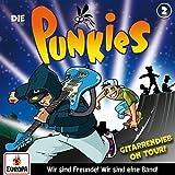 Die Punkies: 002/Gitarrendieb on Tour! (Audio CD)