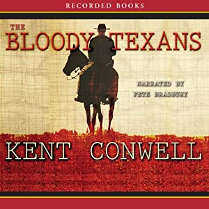 The Bloody Texans Audiobook