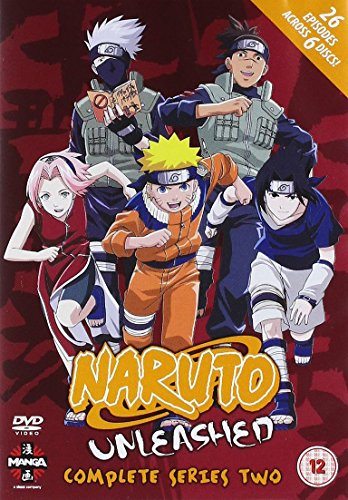 Naruto Unleashed - Complete Series 2 [DVD] - Complete Naruto Series