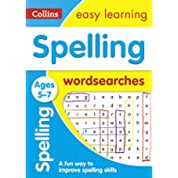 Spelling Word Searches Ages 5-7 (Collins Easy Learning KS1)
