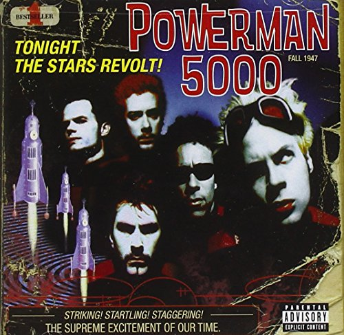 Powerman 5000 - The Hard  The Heavy, Volume 1 - Zortam Music
