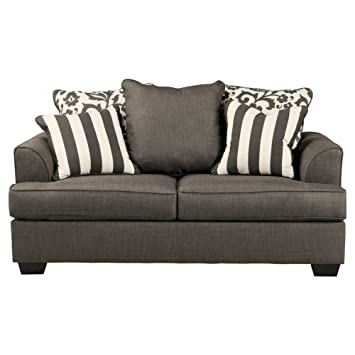 Astonishing Ashley Furniture Signature Design Levon Loveseat Classic Beutiful Home Inspiration Cosmmahrainfo