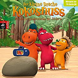 Die Schatzkarte / Bauch, Beine, Po / Vater und Sohn / Big Bo auf Trampelkurs (Der Kleine Drache Kokosnuss - Hörspiel zur Serie 6)