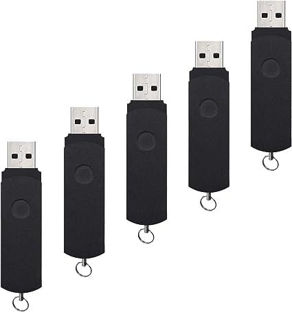 USB 2.0 Flash Drive Metal Thumb Drive Waterproof Jump Drive Memory Stick LOT