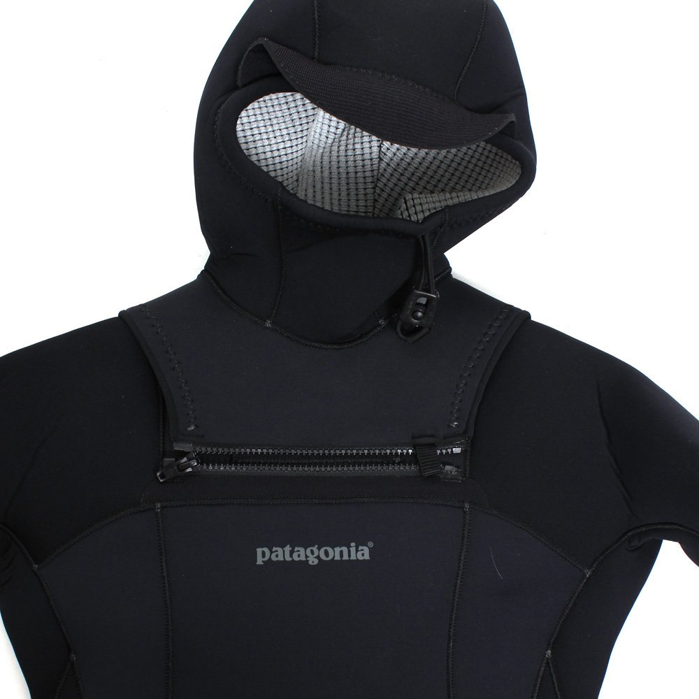 Amazon.com   Patagonia Women s R4 5 4 3mm Hooded Wetsuit - black 4    Athletic Hoodies   Sports   Outdoors b03ccca75