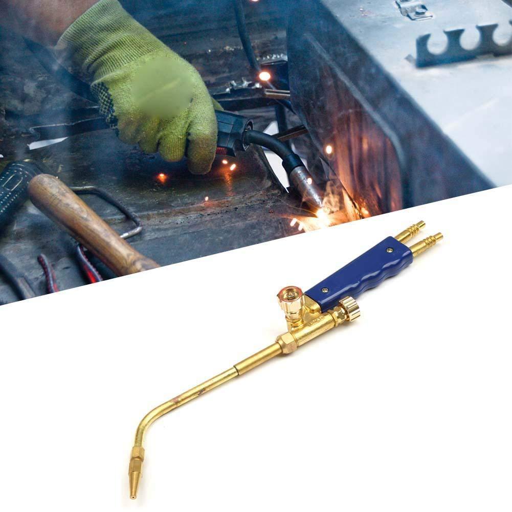 Type 6 Injection Type Welding Torch Oxy-Propane Oxy-Acetylene ...