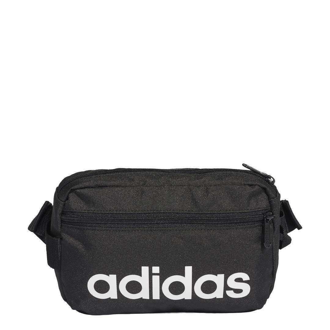 adidas DT4827 - Monedero de Sintético Unisex adulto Negro Noir (Black/Black/White) 6x15x39 cm (W x H x L): Amazon.es: Zapatos y complementos