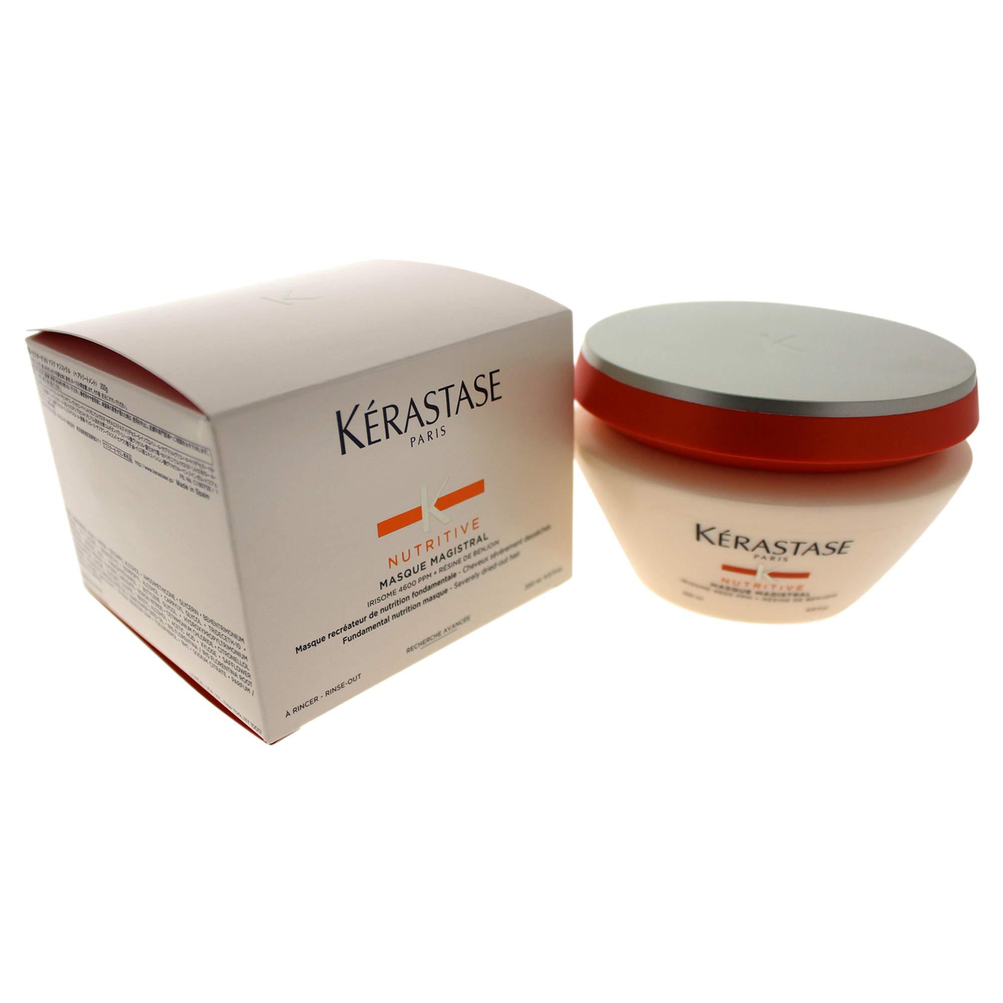 KERASTASE Nutritive Masque Magistral Mask, 6.8 Ounce