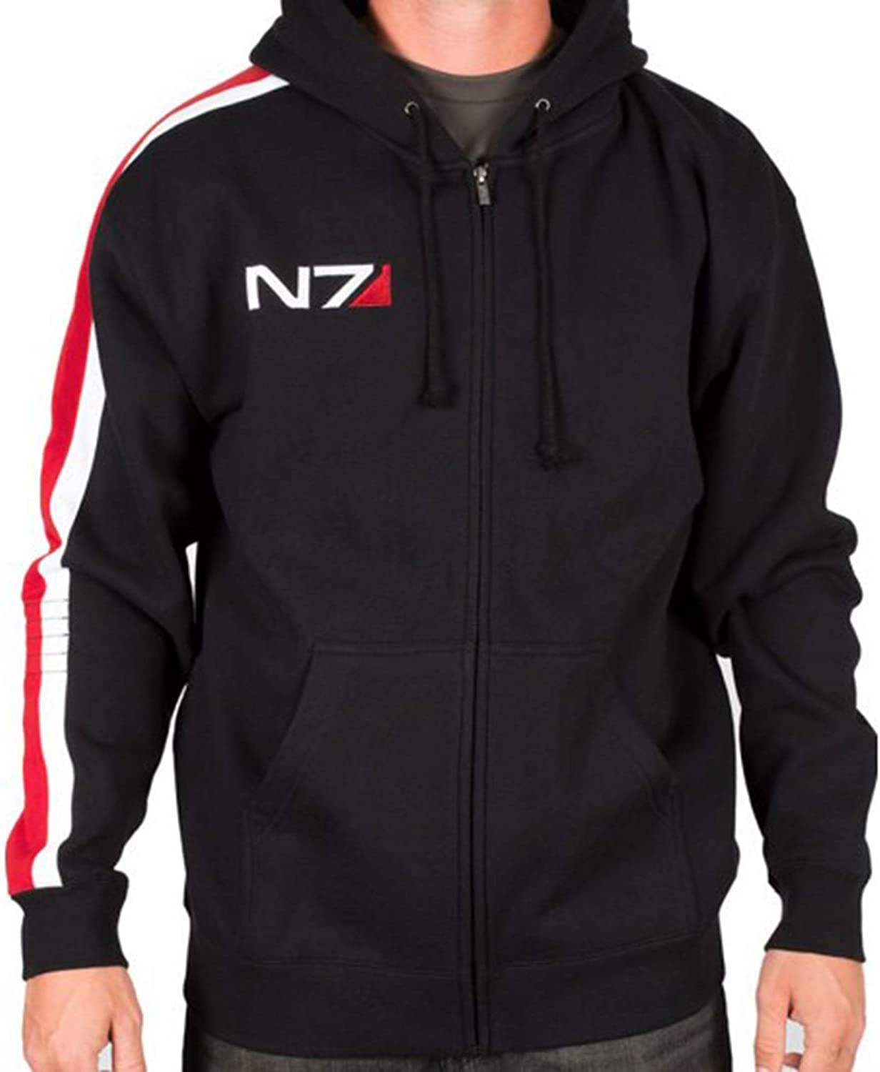 Spazeup Men's N7 Jacket Mass Max 89% OFF Louisville-Jefferson County Mall Commander Costume Cosplay 3 Shepard