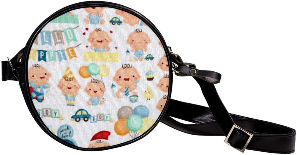 small crossbody bag for women and men,anti theft shoulder bags zip bag crossbody Baby 7x1.8 inch