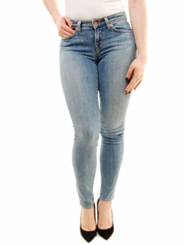 J Brand Mujer Flaco Pierna Coastal Jeans Estilo 8110212