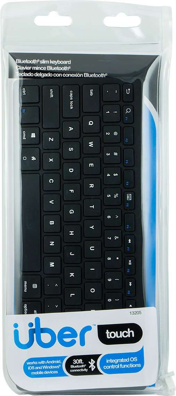 Amazon.com: Uber Bluetooth Keyboard, Universal (13205): Computers & Accessories