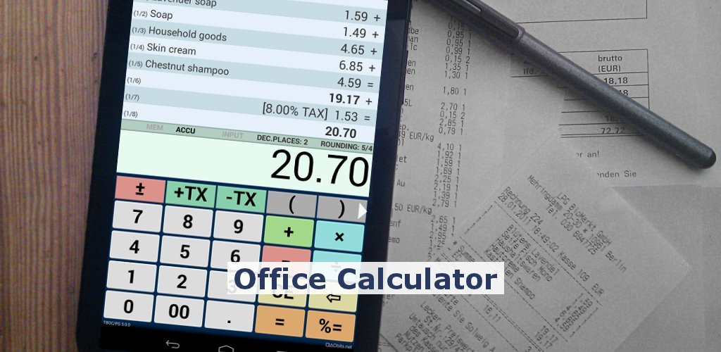 Office Calculator Pro Appstore For Android