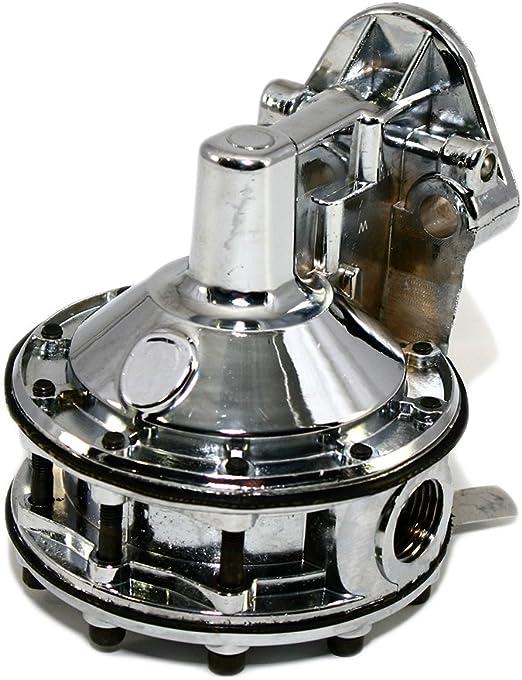 High Performance 130 GPH Mechanical Fuel Pump Small Block Chevrolet
