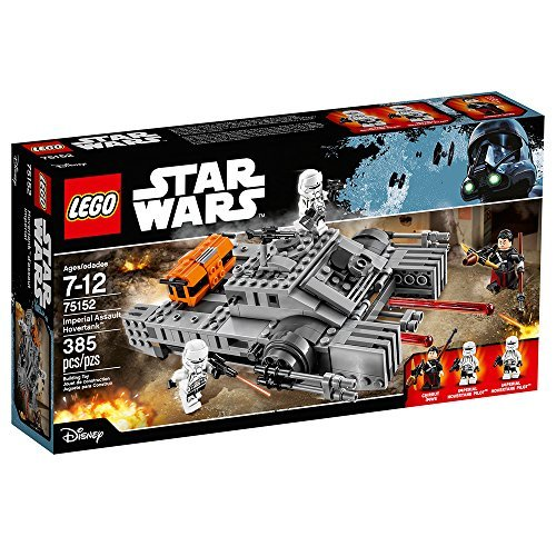 LEGO Star Wars Imperial Assault Hovertank 75152 Star Wars Toy (Tank Lego)