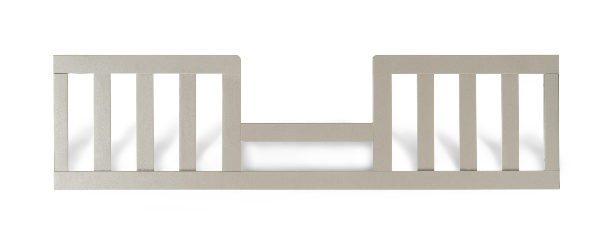 Child Craft Loft 3-in-1 Crib Toddler Bed Guard Rail, Potters Clay