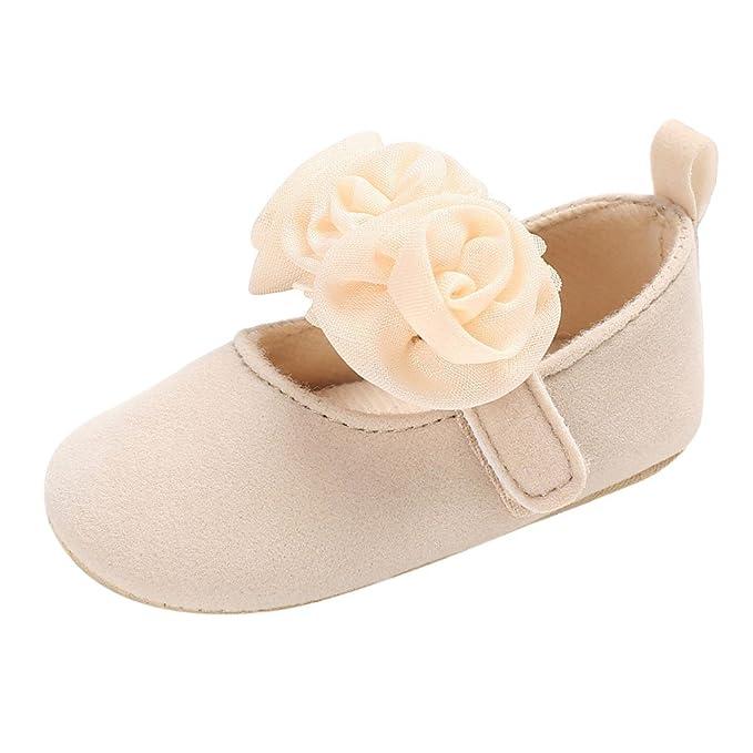 YanHoo Zapatos de bebé para niños pequeños Zapatos de otoño e Invierno Botas de Nieve para