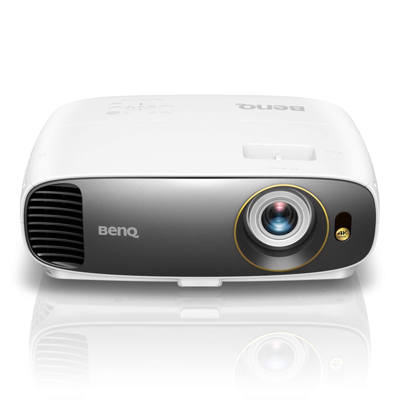 BenQ W1050 - Proyector doméstico DLP de 1080p (Rec. 709, 2200 ...