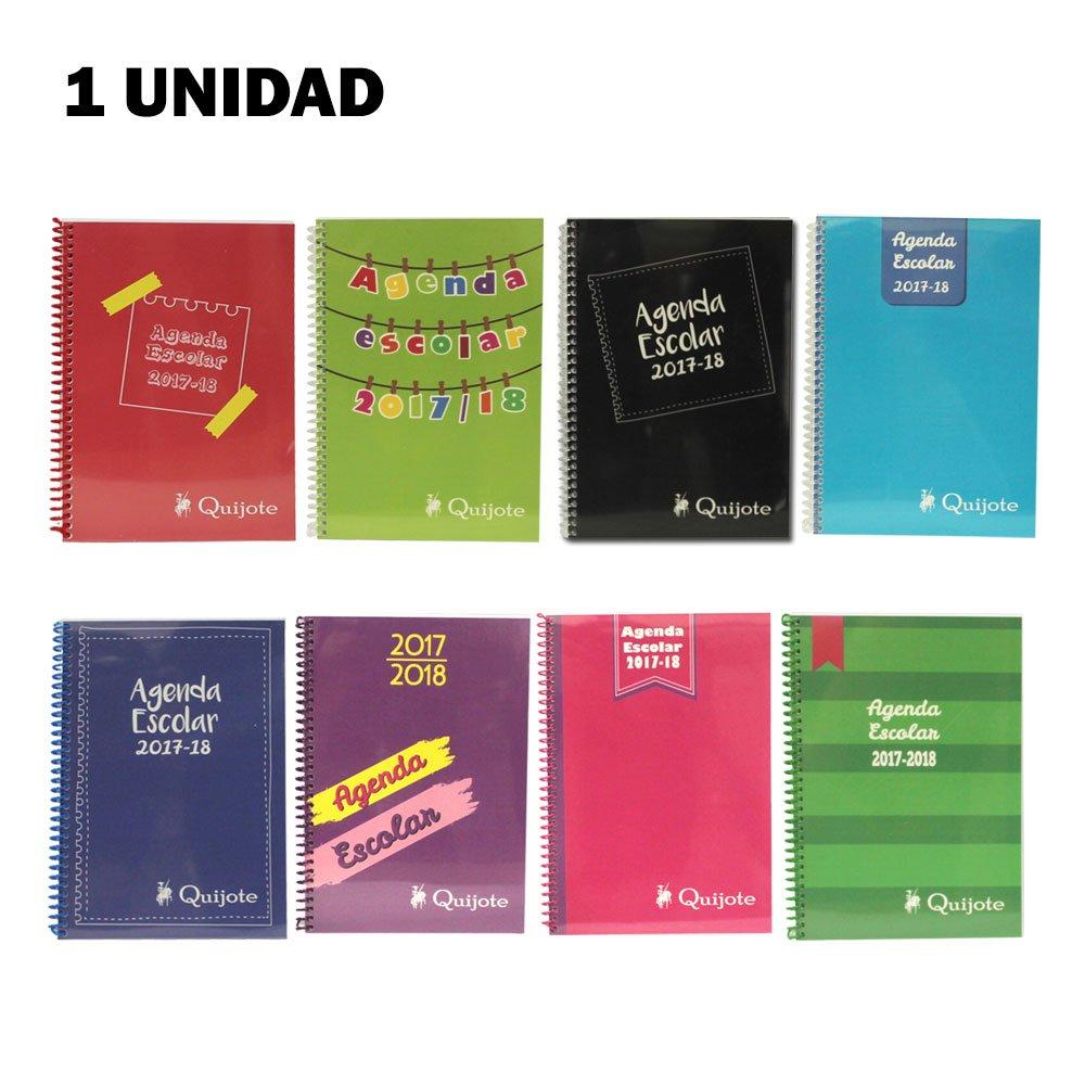 Starplast Pack Ahorro DE Material Escolar, 5 Cuadernos, 1 Agenda Escolar, 1 ARCHIVADOR, 1 Recambio DE Hojas, 1 Bloc DE Dibujo, 1 Paquete DE Folios + Regalo: ...