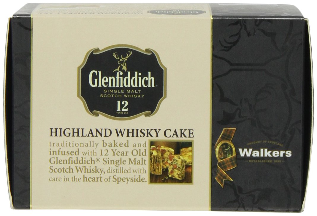 Walkers Shortbread Glenfiddich Highland Whisky Cake, 14.1 Ounce Box Traditional Scottish Fruit Cake with Glenfiddich Malt Whisky, Cherries, Sultanas by Walkers Shortbread (Image #6)