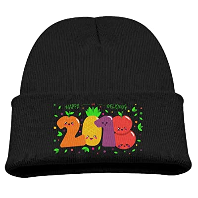 6d0b8bf3e7ab4 2018 Fruit Party Infant Toddler Baby Soft Cute Lovely Newborn Kid Hat  Beanies Cap For Baby