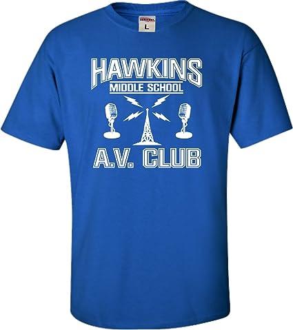 Amazoncom Youth Hawkins Middle School Av Club T Shirt Clothing