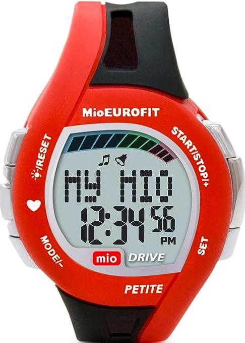 Amazon.com: Mio Disco Petite Heart Rate Monitor Reloj de la ...